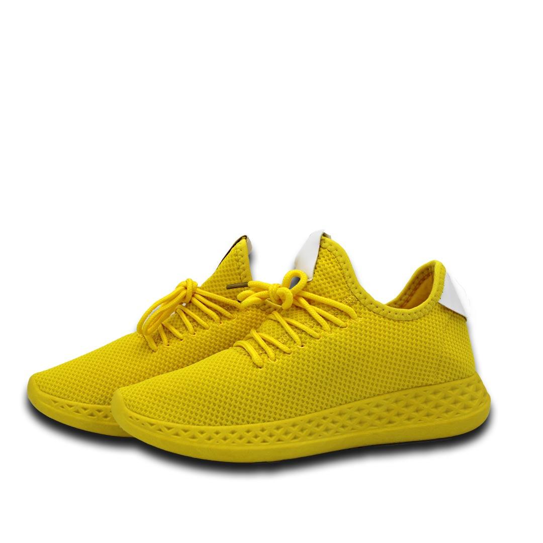 کفش اسپرت زنانه و دخترانه بافت