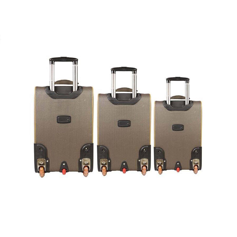 مجموعه سه عددی چمدان تاپ یورو