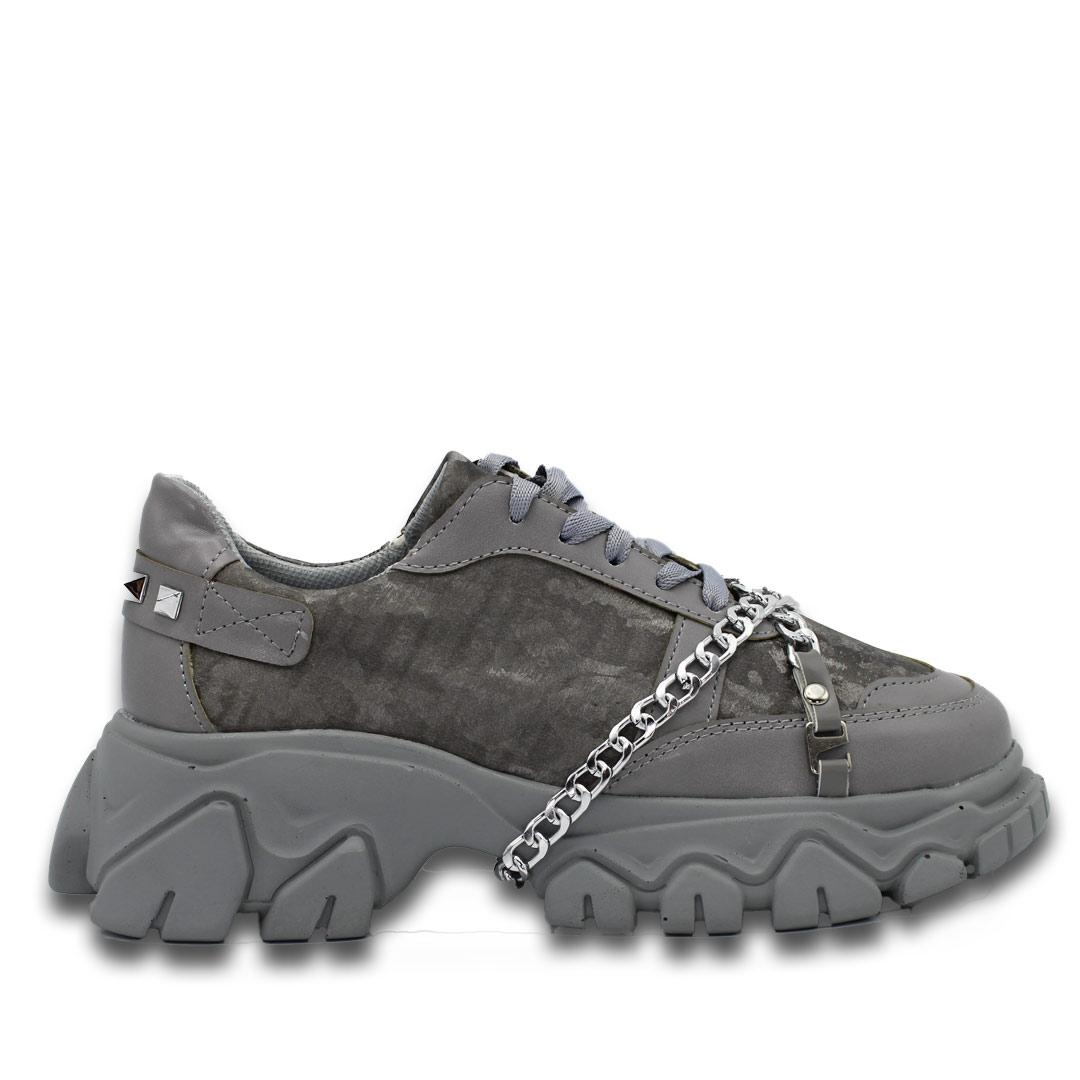 کفش اسپرت دخترانه زنجیری